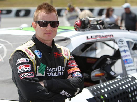 "Jason Leffler, affectionately known as ""lefTurn,""  died June 12 after a crashing on a dirt track in New Jersey. On June 9, Leffler competed in the NASCAR Sprint Cup race at Pocono Raceway."