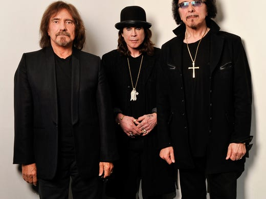 Black Sabbath's lucky number seems to be 13. After a career of more than 40 years, the legendary heavy-metal band has finally grabbed the No. 1 spot on the 'Billboard' album chart with its latest, '13.' However, the British rockers aren't the only big-name musicians that have stalled out on the U.S. charts. USA TODAY's Yohana Desta and Yahoo's Chart Watch blogger Paul Grein take a look at artists whose albums have gathered awards and critical acclaim, but never hit 'Billboard's top spot.