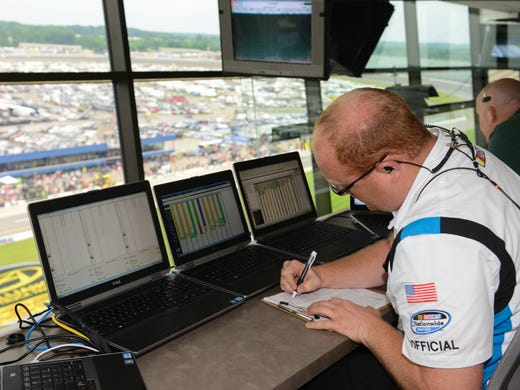 NASCAR Partners With SportsData To Distribute Live Timing & Scoring Data