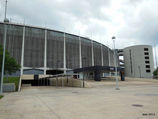 Each year, the National Trust for Historic Preservation identifies places across the USA that are severely threatened by neglect, development and other forces. Here's the 2013 list:  Astrodome – Houston, Texas.