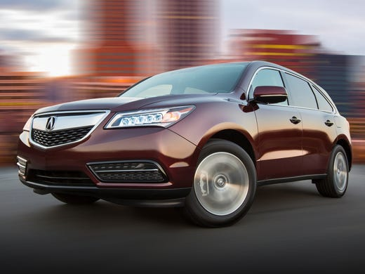 """The 2014 Acura MDX is redesigned to with a new exterior, new interior, new engine, new pricing, higher gas mileage. And for the first time, front-drive is offered in addition to all-wheel drive. Advertising will pitch it as """"Extremely New."""""""