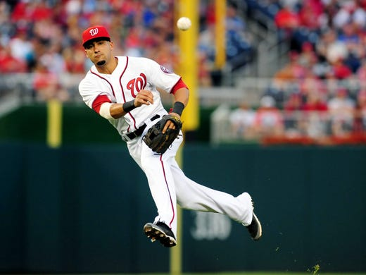 Ian Desmond, SS, Nationals