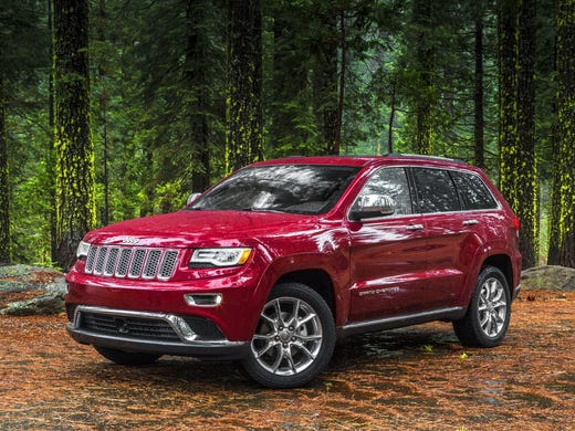 The 2014 Jeep Grand Cherokee features new styling, drivertain and interior changes as midcycle updates for the four-door, five-passenger SUV.
