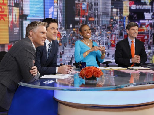 Good Morning America Stories Today : Robin roberts returns to gma