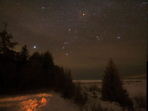 10 great places to stargaze