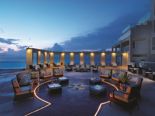 Best All Inclusive Resorts In Cancun With Swim Up Rooms