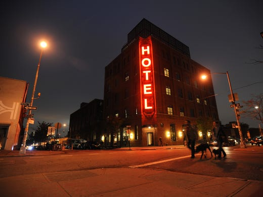 Exterior: More Hotels Popping Up Outside Manhattan