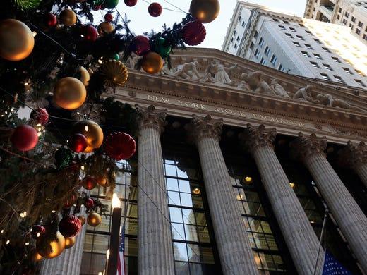 sandbags protect the new york stock exchange as hurricane sandy ...