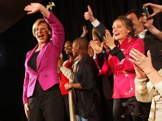 Record Number Of Women In Congress Out To Change Tone