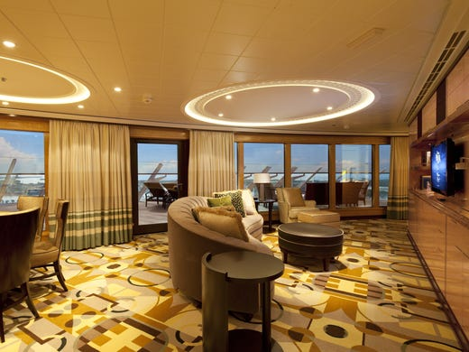 Celebrity Cruises Adds Perks For Passengers In Suites