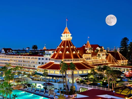 10 great places where presidents slept and you can too for Roosevelt hotel san diego