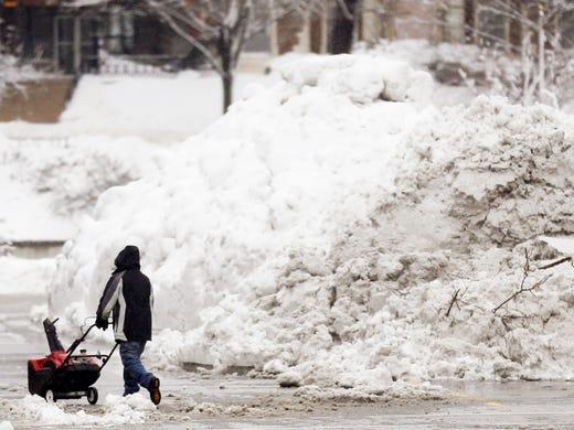 Snow Kansas City Forecast