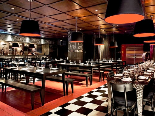 The Perry South Beach Restaurants
