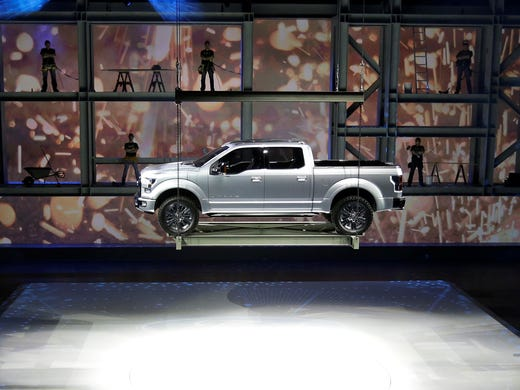 Will aluminum ford f 150 be a rolling beer can for Atlas car aluminium