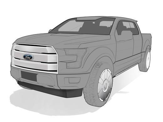 Will aluminum Ford F-150 be a rolling beer can?