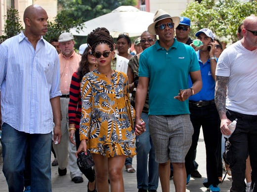 Lawmakers question Beyonce and Jay-Zs Cuba trip