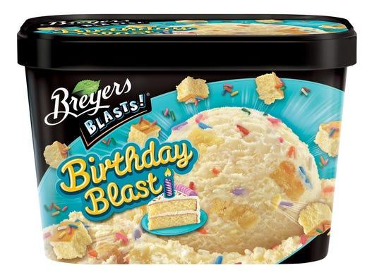 Birthday Cake Flavored Everything Sells