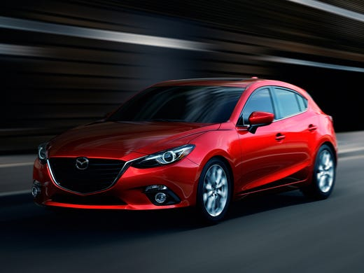 hot combo mazda3 priced below 18 000 with 41 mpg. Black Bedroom Furniture Sets. Home Design Ideas