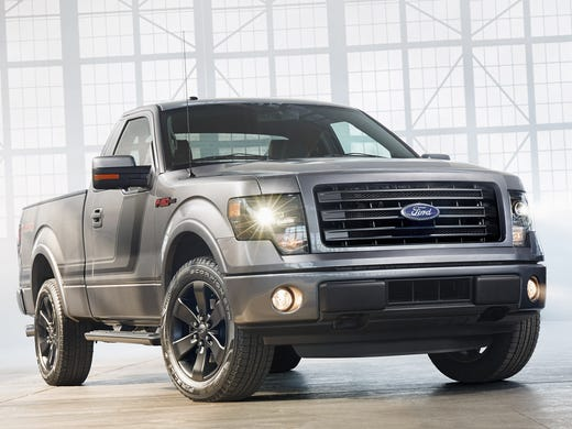 Ford hits 'sport truck' market with 2014 F-150 Tremor