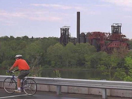 Steel Mill Tours Near Pittsburgh