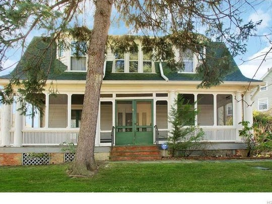 The home at 9 Meadow Lane in New Rochelle that was once owned by New York Yankees legend Lou Gehrig is up for sale.