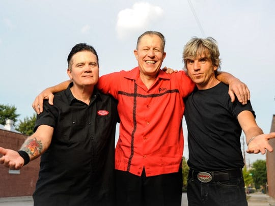 Reverend Horton Heat performs Friday night at Duling Hall.