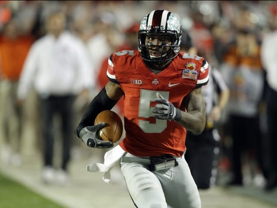 The season-ending shoulder injury suffered by Ohio State senior quarterback Braxton Miller drastically hinders the Big Ten's hopes of making the college football playoffs.