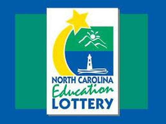 nc lottery blue