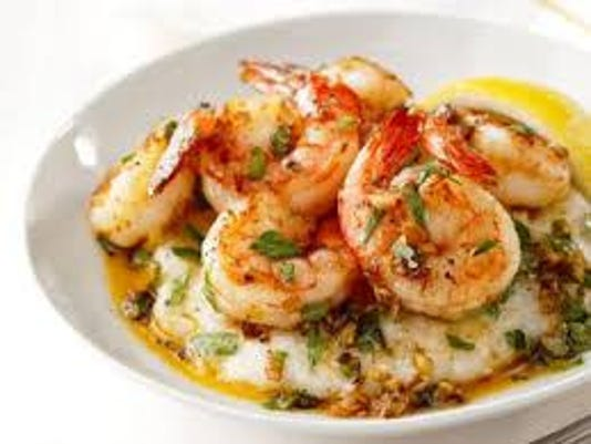Shrimp and Grits - 4