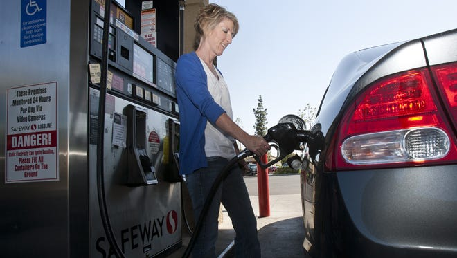 Memorial Day holiday gas prices are expected to hit a five-year low in Arizona.