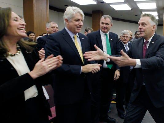 Virginia Budget