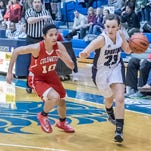 Lakeview, Marshall girls set for regional matchups