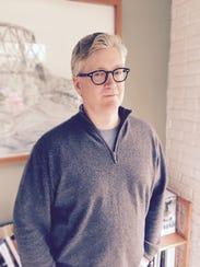Author Jonathan Dee.
