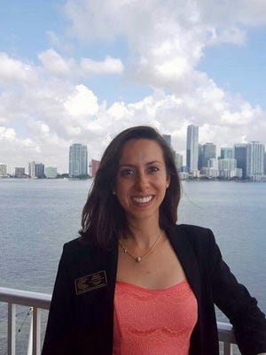 Recent FSU alumni Maria Clara Naranjo was selected as a 2017 Rangel Fellow after a highly competitive nationwide process.