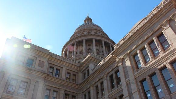 The Texas Capitol in Austin, Texas. (Photo: Brianna Stone)