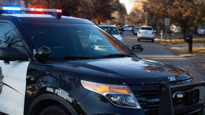 Topeka police are investigating an alleged aggravated battery that occurred Sunday in the 200 block of N.E. Fairchild Street.