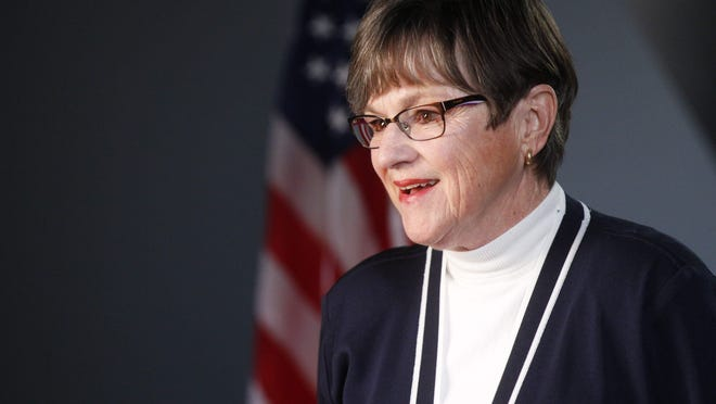 Governor Laura Kelly will receive the Liz Stratton Arts Patron Award during this year's Arty Awards.