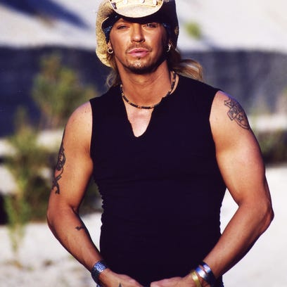 Poison singer Bret Michaels will be at Mickey's Venue