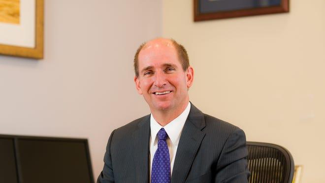 President Joseph Shepard, PhD, Western New Mexico University.