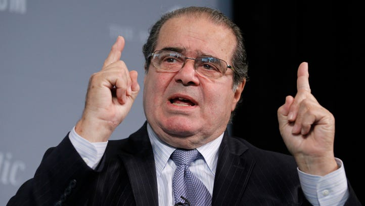 an analysis of antonin scalia as a supreme court justice Analysis justice antonin scalia, using history, sarcasm and political taunts, laid down a barrage of objections wednesday to a plea that the supreme court.