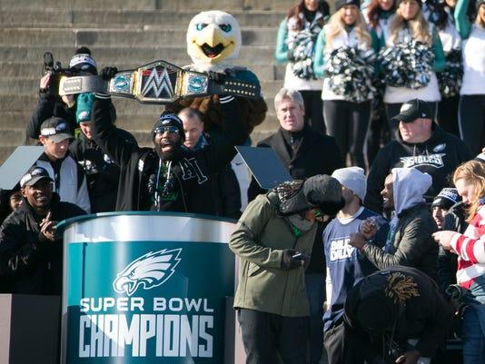 News: Eagles Parade