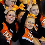The 2015 STAC Cheerleading Championships at Union-Endicott High School.