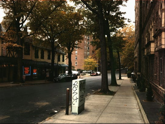 Street where Kitty Genovese was murdered