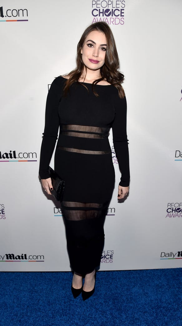 Sophie Simmons attends DailyMail's after party for