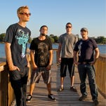 The pop reggae-rock band Ballyhoo will perform Oct. 18 at Dixie Roadhouse