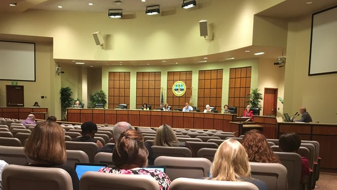 On Tuesday, the school board heard a pitch to add a well-rounded health plan to the district's K-through-12 curriculum, which would cover all aspects of health as it relates to students.