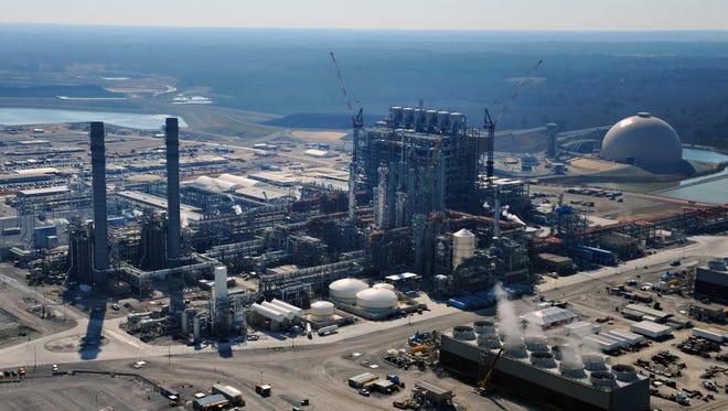 Mississippi Power's Kemper County plant