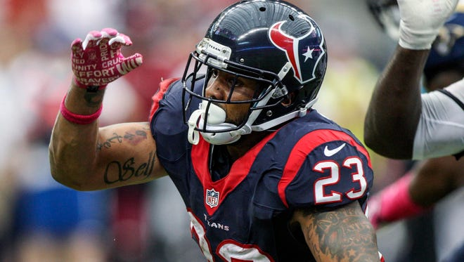 Texans RB Arian Foster averaged more than 1,400 yards rushing from 2010 to 2012.