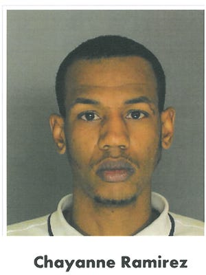 An arrest warrant has been issued for Chayanne Ramirez, 28 of York, in relation to the April 15 homicide of 27-year-old Luis Inoa in York City, according to York City Police. (Photo courtesy of YCPD)