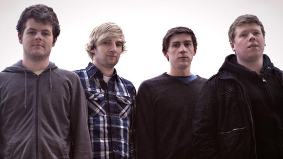 We Were Promised Jetpacks perform Thursday at Arden's Gild Hall.